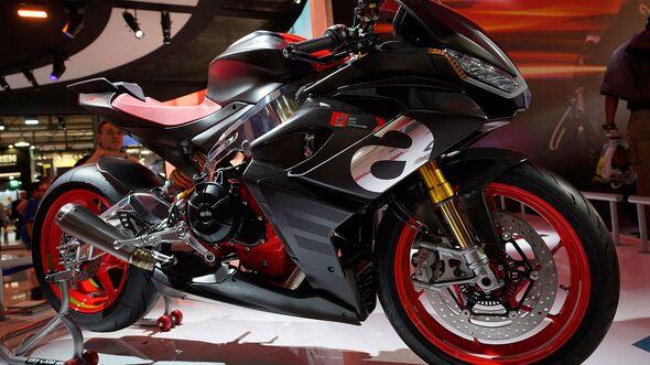 Aprilia RS 660 Concept
