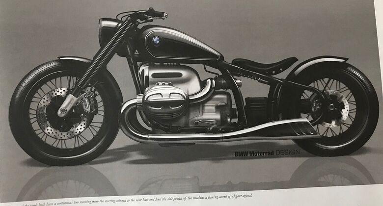 BMW Concept R 18