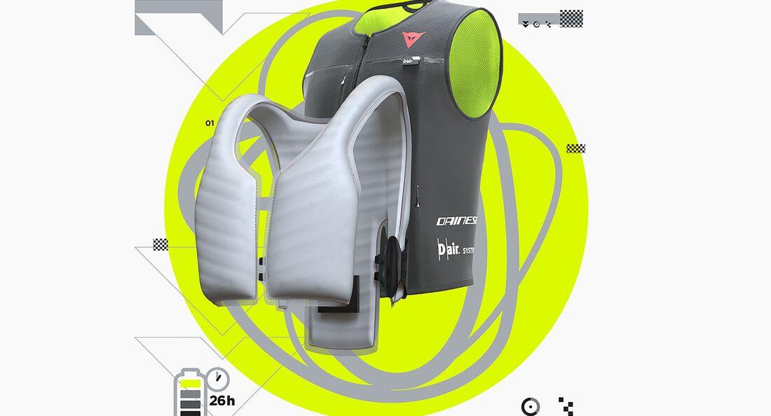 Dainese D-Air Airbagweste