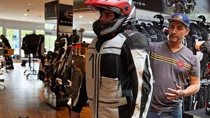 Held In&Motion Airbag-Weste