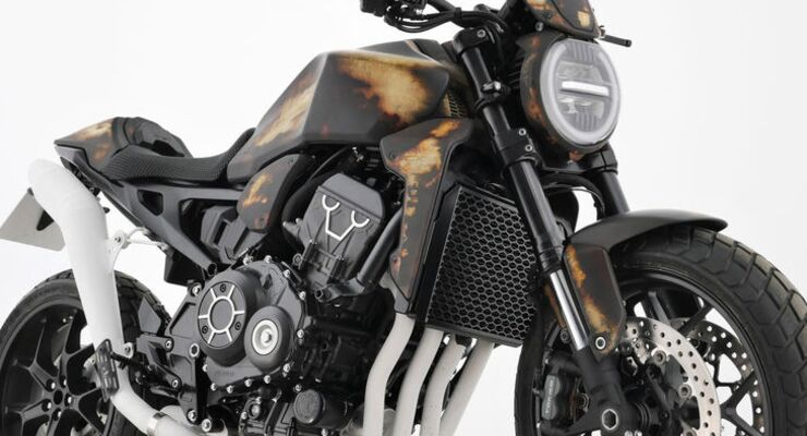 Honda CB 1000 R LLC Mad Max