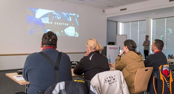 Honda Leser-Testride Honda CB 1000 R Neo Sports Cafe