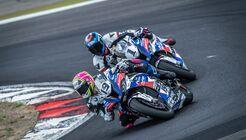 IDM Superbike 1000  Nürburgring Julian Puffe 19 Ilya Mikhalchik 1