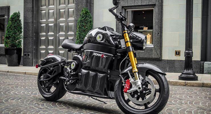 LITO Motorcycles' SORA Generation 1