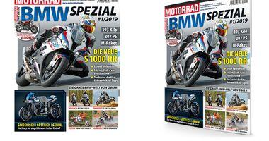 MOTORRAD BMW Spezial 1/2019