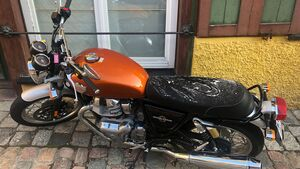 Royal Enfield Interceptor Int 650 Dauertest