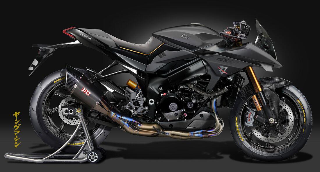 Suzuki Katana R Concept.