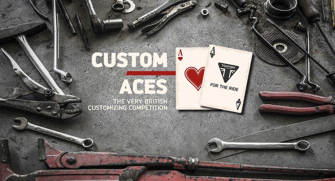 Triumph Custom Aces 2019