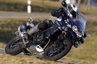 Triumph Tiger Explorer In Der Gebrauchtberatung Motorradonlinede