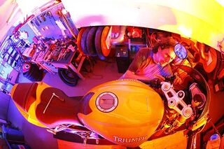Dauertest Abschlussbilanz Triumph Motorradonlinede