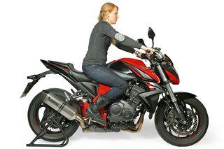 Ergonomie Und Richtiges Sitzen Motorradonlinede