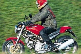 Gebrauchtberatung Ducati M 900 750 600 Monster Motorradonlinede